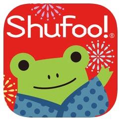 せどり仕入れアプリ:shufoo!